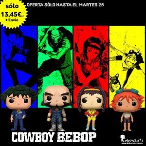 Reserva Cowboy Bebop