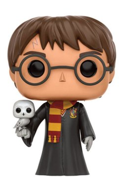 Funko Pop Harry con Hedwig