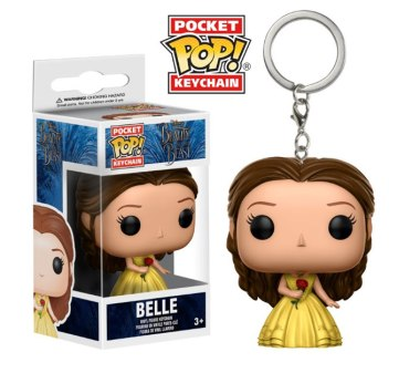 Llavero Pocket Pop Bella