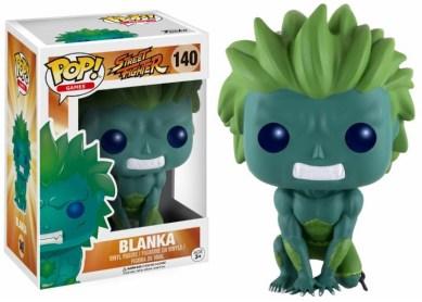Funko Pop Blanka Edición Limitada