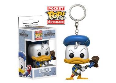Llavero Pocket Pop Donald Kingdom Hearts
