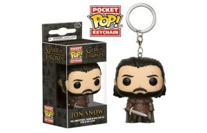 Llavero Pocket Pop Jon Nieve