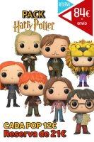Funko Pop Pack Harry Potter