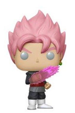 Funko Pop Super Saiyan Rosa Black Goku