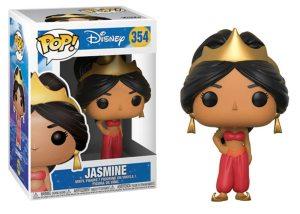 Funko Pop JASMINE (vestido rojo)