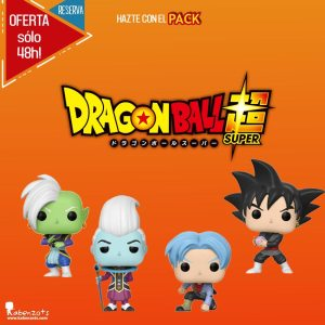 Reserva Dragon Ball Super
