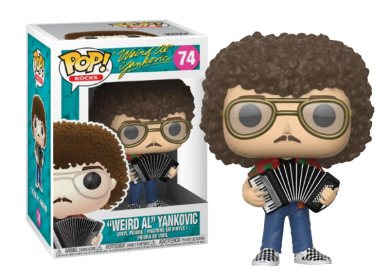 "Funko Pop ""WEIRD AL"" YANKOVIC"