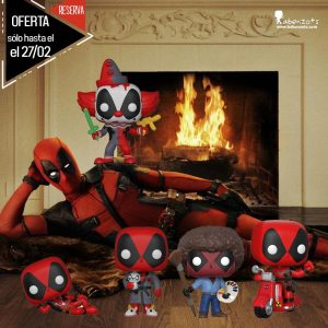 Reserva Deadpool
