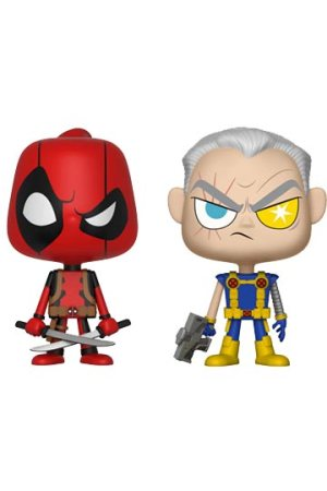 Vynl DEADPOOL y CABLE