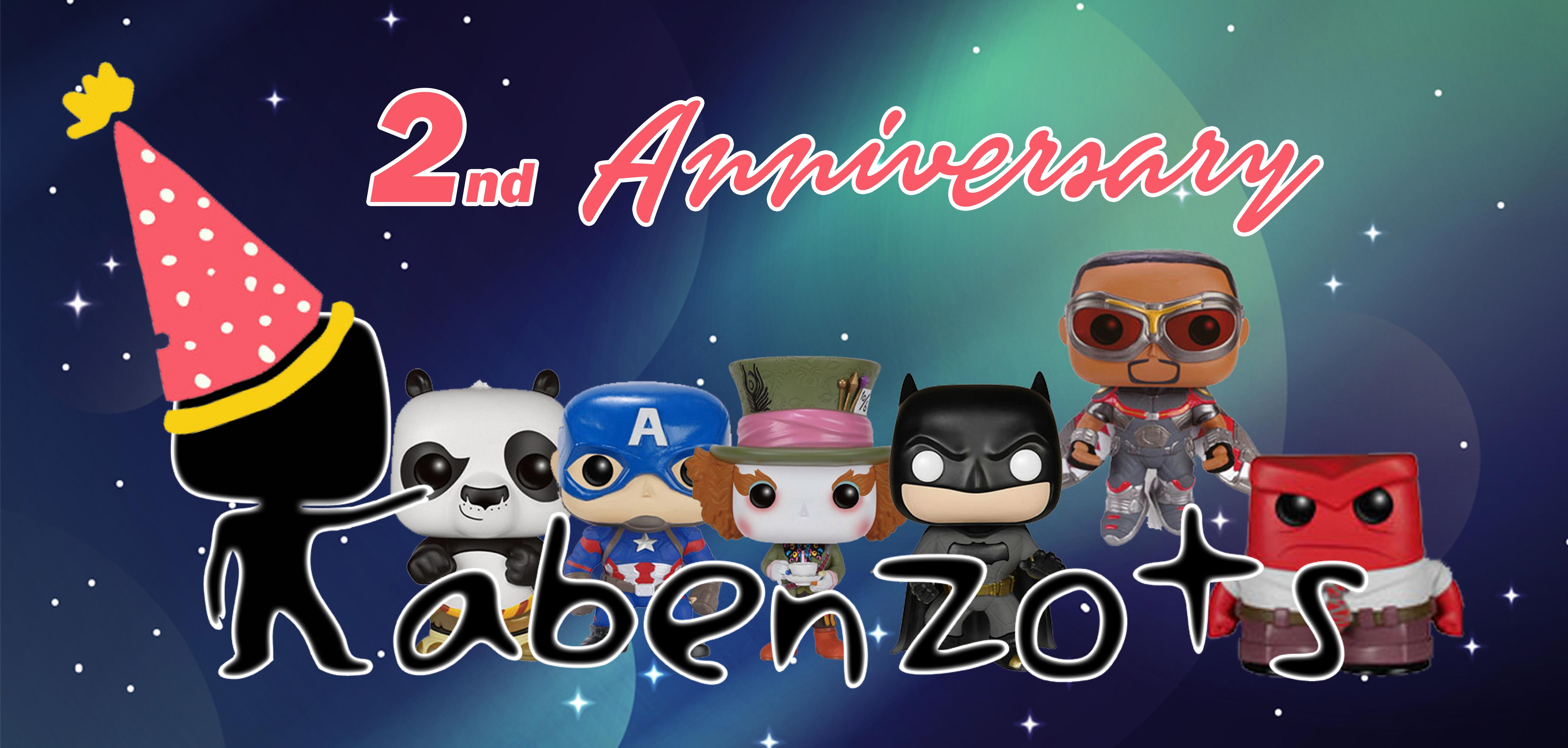 Slider Anniversary 2018