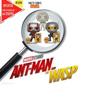 Reserva Ant-man
