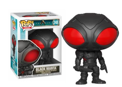 Glam del Funko Pop BLACK MANTA