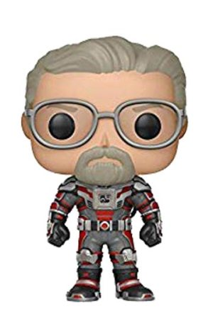 Funko Pop HANK PYM SIN MASCARA