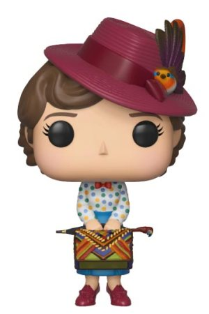 Funko Pop MARY POPPINS con bolso