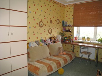 Small flat - child's room
