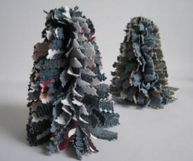 Džinsa eglītes (12 x 9 cm)