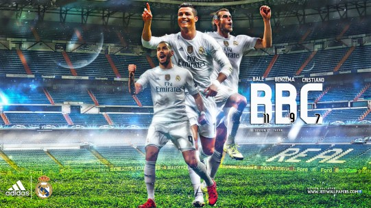 BBC REAL MADRID WALLPAPER