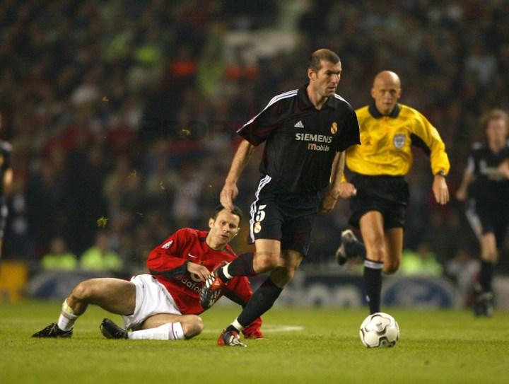 European Football - UEFA Champions League - Quarter Final 2nd Leg - Manchester United v Real Madrid