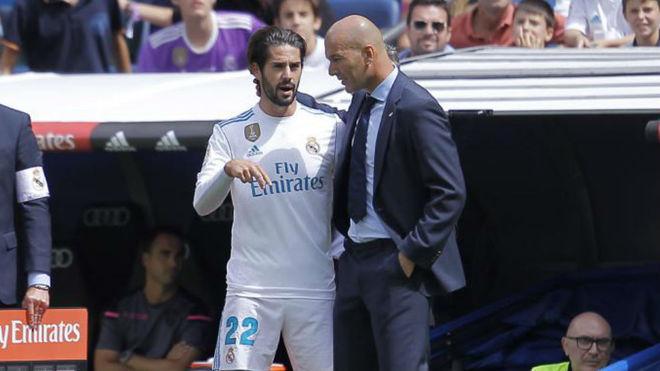 Isco Zidane