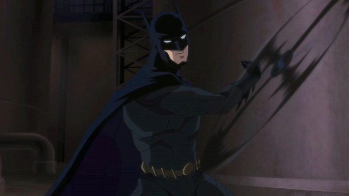 Batman in Batman: Hush