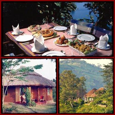 Ndali Lodge - Kibale Forest