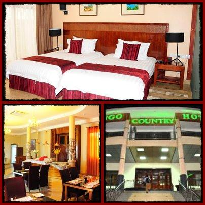 Igongo Cultural Center and Country Hotel - Mbarara