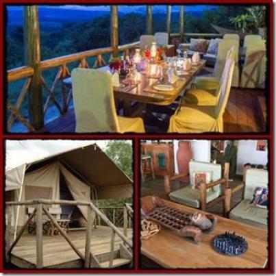 Mantana Tented Camp in Lake Mburo National Park