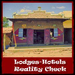 Booking your Lodges - Hotels for your Safari