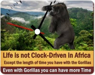 Keeping Time in Africa - the African Concept of Time