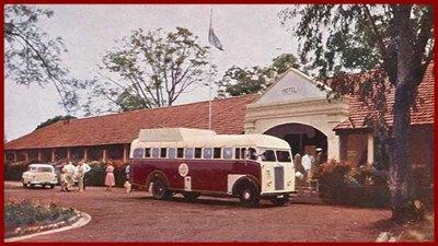 Masindi Hotel - a Hotel in Uganda with a lot of History