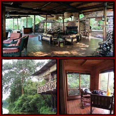 Jacana Safari Lodge - Queen Elizabeth National Park