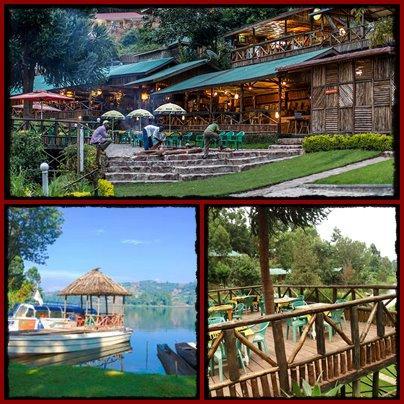 Bunyonyi Overland Resort on Lake Bunyonyi