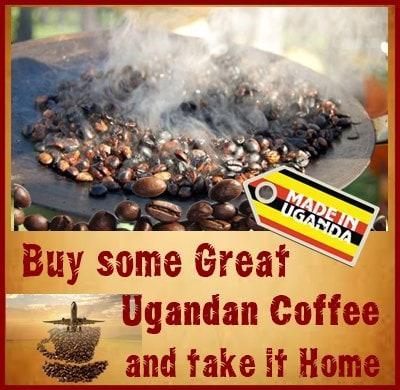 Great Tasting Arabica Coffee grown in Uganda