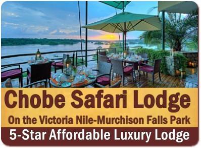 Luxury Chobe Safari Lodge