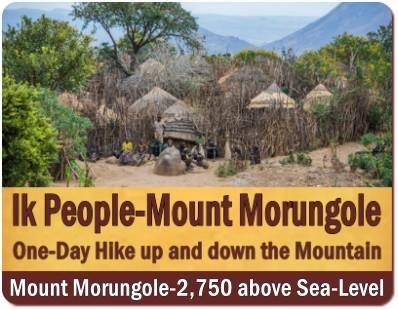 4-Day Luxury Fly-In Kidepo Valley Park Wildlife Safari