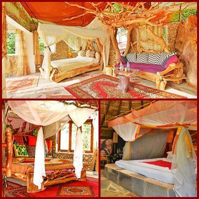 Malakai Eco-Lodge - Entebbe - a one of a kind Lodge in Uganda