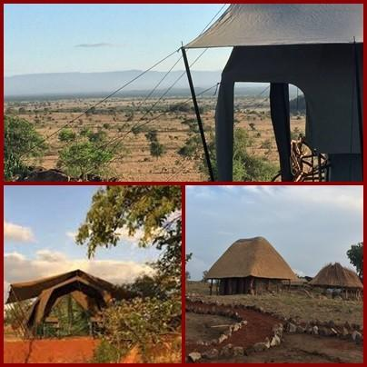 Kidepo Savannah Lodge -  Kidepo Valley Park - Africa as it used to be