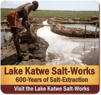 A Visit to the Ancient Lake Katwe Salt Works