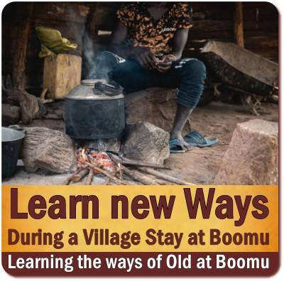 Experience an African Village in Uganda-