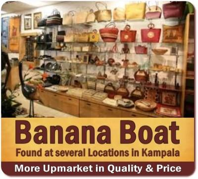 Best Places to buy Arts and Crafts in Kampala