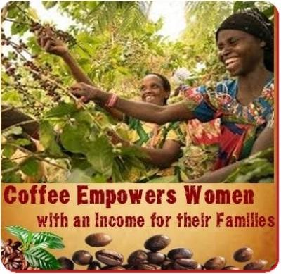 Coffee Born and Grown in Africa