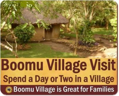 Boomu - Experience an African Village in Uganda