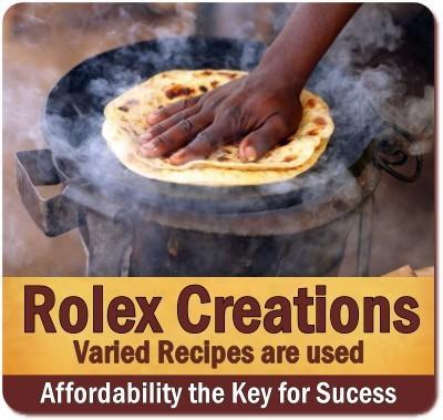 Rolex – the Favorite Fast Food of Ugandans