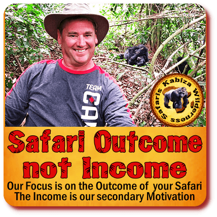 Our Terms and Conditions for a Safari with Kabiza Wilderness Safaris-Uganda