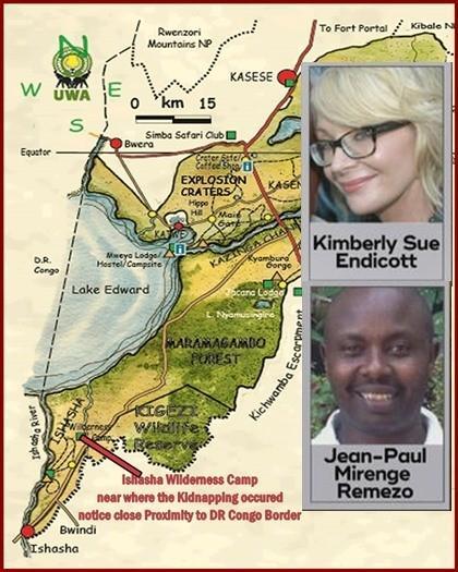 American Tourist is Kidnapped on Safari in Uganda is set Free