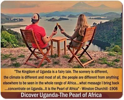"Make No Change-Keep ""Uganda the Pearl of Africa"" as the Tourism Slogan"