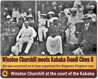 Winston Churchill's – 1907 African Travels to Uganda the Pearl of Africa