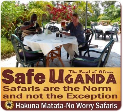 Is Uganda safe for Americans -and anyone else?