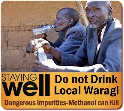 Waragi-The Drink of Choice-a Taste of Uganda on Safari