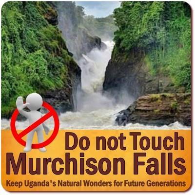 NO DAM-Save Murchison Falls